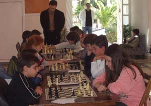 Chess Tournaments in Greece
